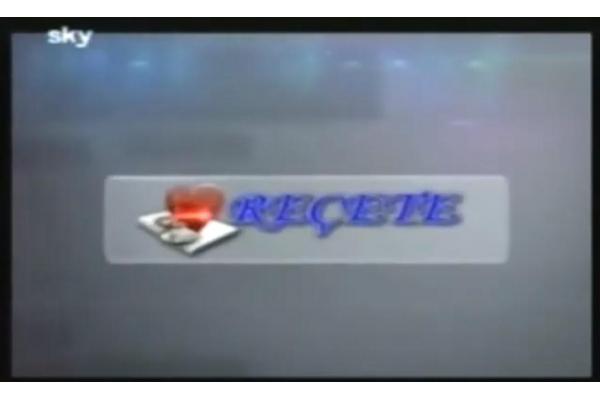 December 10, 2013 - Sky TV Recipe Program Reflux (Part 3)