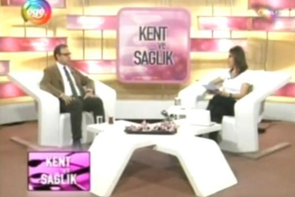 22 Kasım 2013 Ege TV Kent ve Sağlık Programı Mide Kanseri (Bölüm 1)