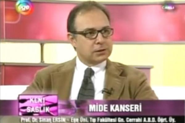 22 Kasım 2013 Ege TV Kent ve Sağlık Programı Mide Kanseri (Bölüm 2)