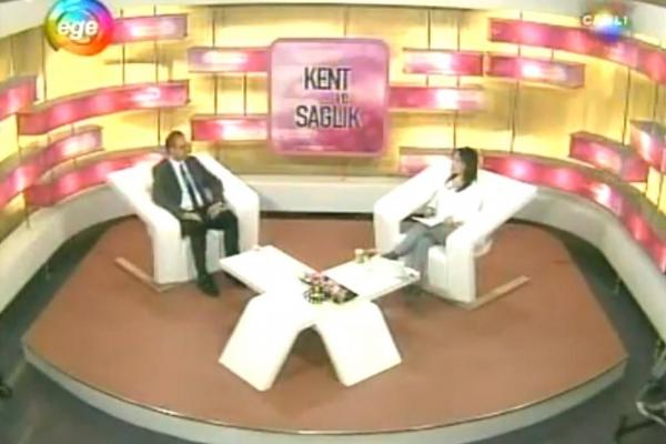 09 Şubat 2012 Ege TV Kent ve Sağlık Programı Mide Kanseri (Bölüm 1)